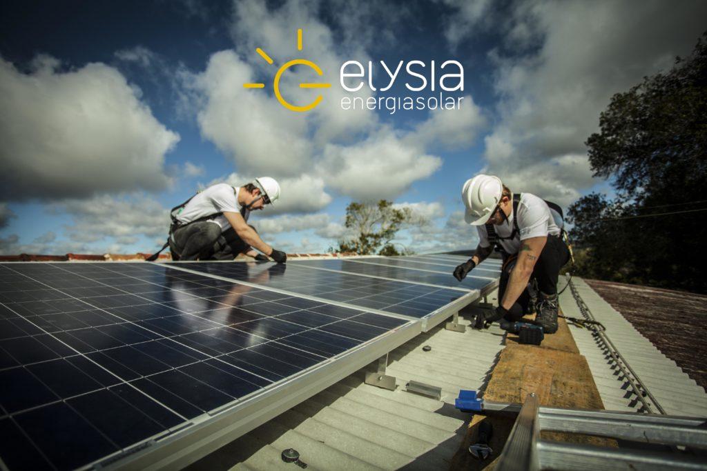 Instalação de Gerador de Energia Solar em Guaíba-RS.