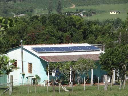 INstalação de Gerador de Energia Solar em Guaíba-RS