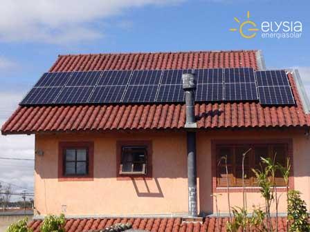 Sistema de Energia Solar Porto Alegre-Rio Grande do Sul, Zona Sul