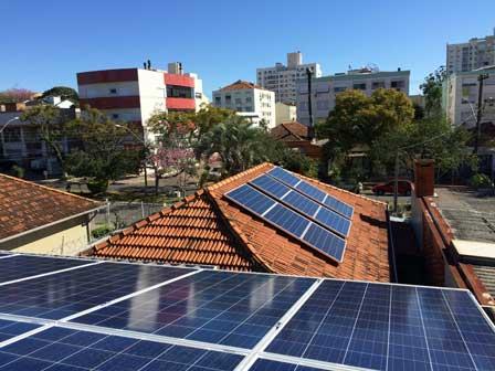 Gerador de Energia Solar em Porto Alegre