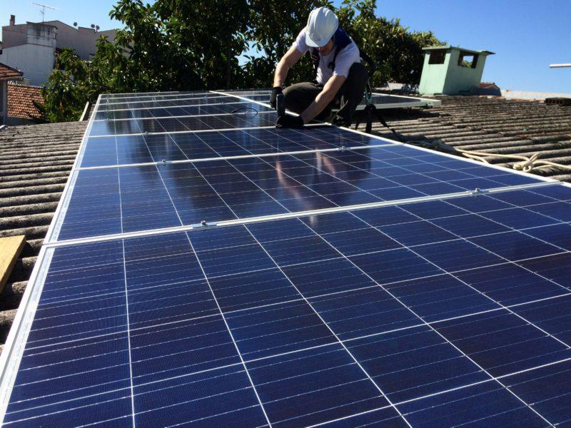 Gerador de Energia Solar em Porto Alegre - RS