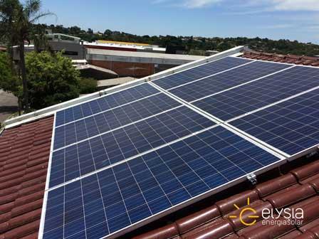Energia Solar Fotovoltaica em Alvorada-RS