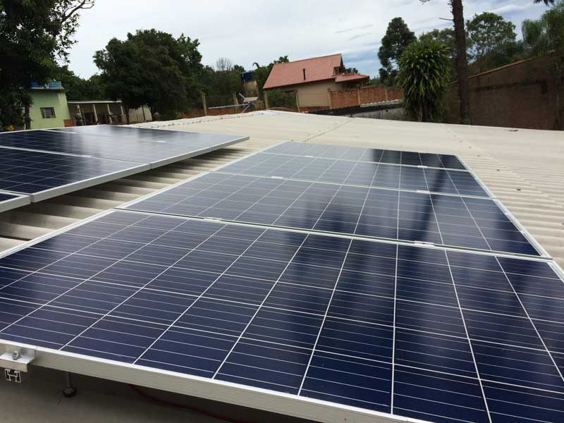 Energia Solar em Gravataí-RS