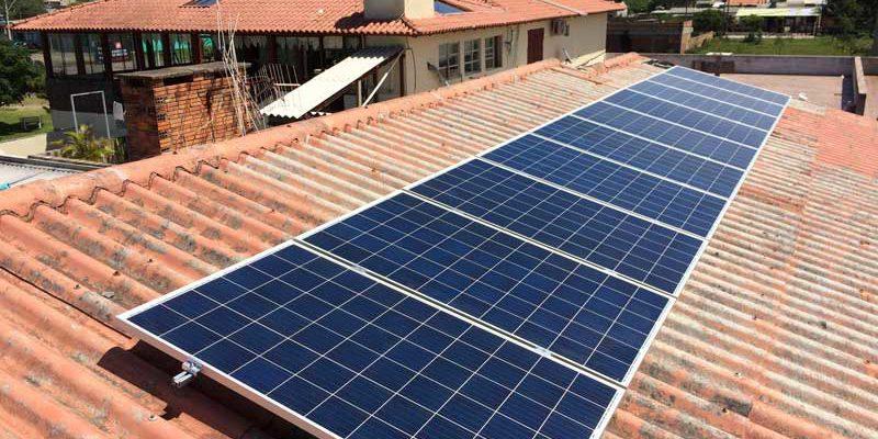 Energia solar em Capão da Canoa-RS