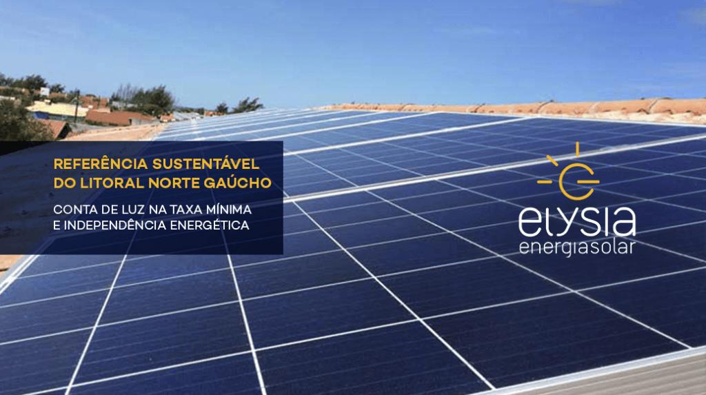 Elysia Energia Solar Capão da Canoa Rio Grande do Sul
