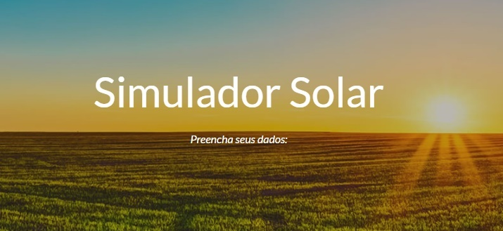 Simulador Solar