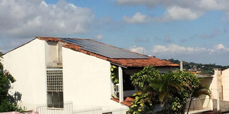 Energia solar em Porto Alegre