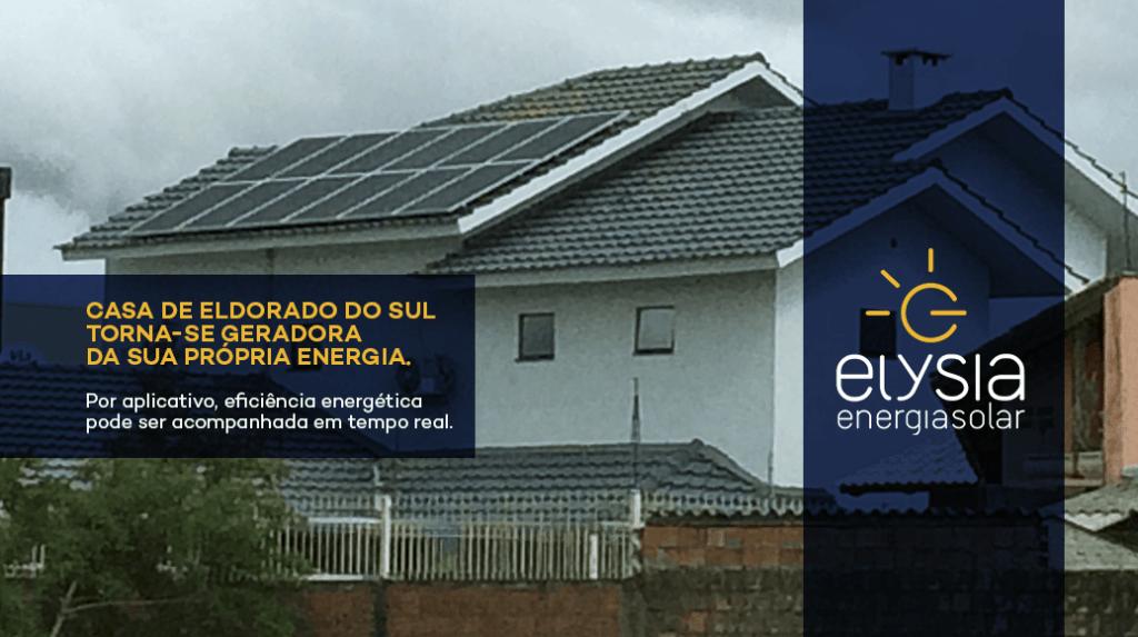 Energia Solar em Eldorado do Sul - Rio Grande do Sul