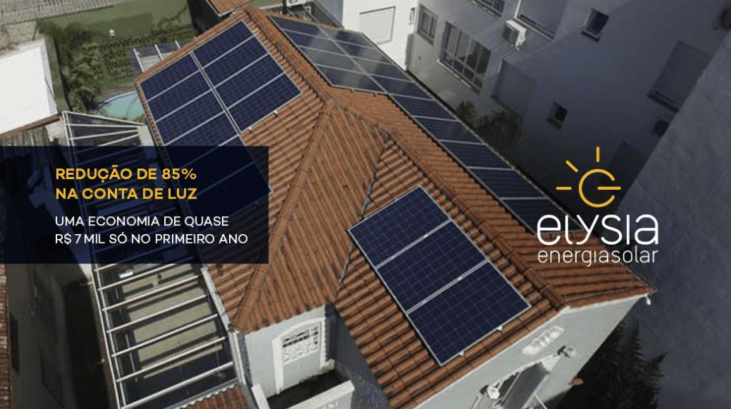 Energia fotovoltaica em Porto Alegre Rio Grande do Sul