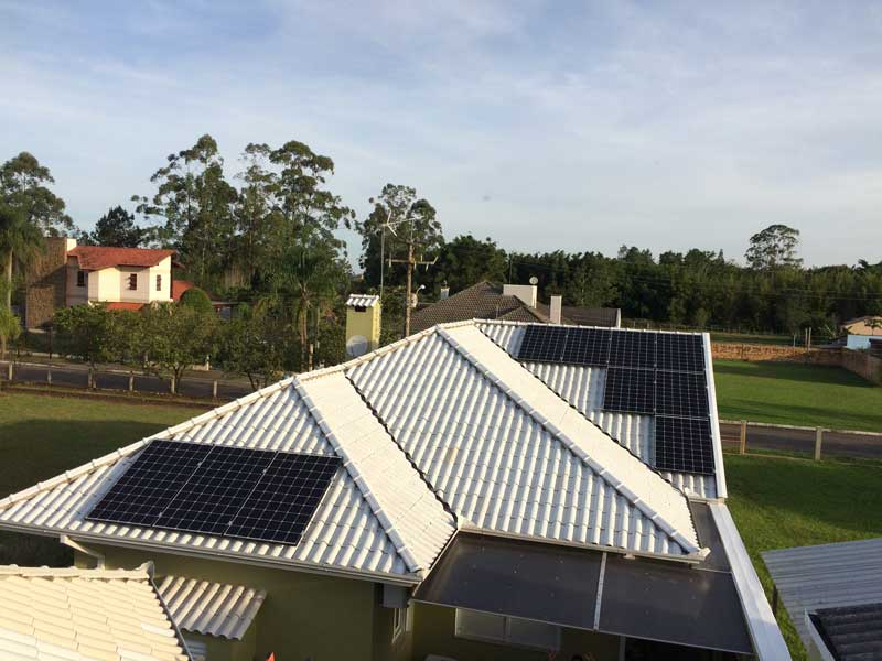 Energia solar em Glorinha - Grande Porto Alegre - Elysia Energia Solar Rio Grande do Sul