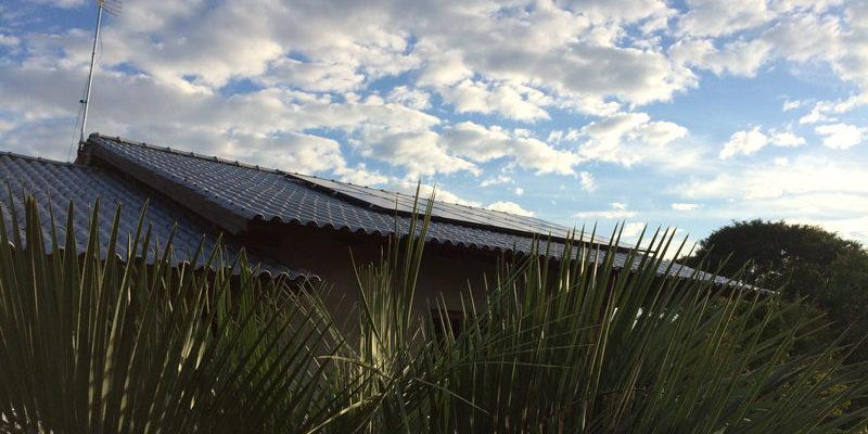 Energia solar na zona rural de Porto Alegre - Elysia Energia Solar