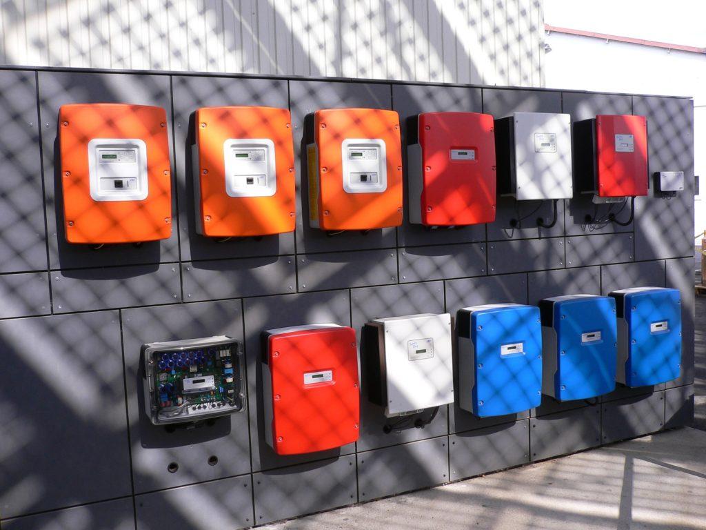 Inversor solar - Elysia Energia Solar Porto Alegre Rio Grande do Sul