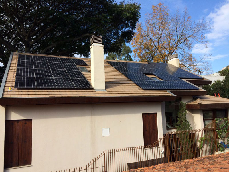 Energia solar zona norte de Porto Alegre - Elysia Rio Grande do Sul