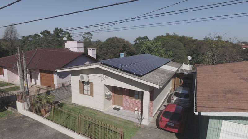 Capela de Santana energia solar - Elysia Energia Solar Porto Alegre Rio Grande do Sul