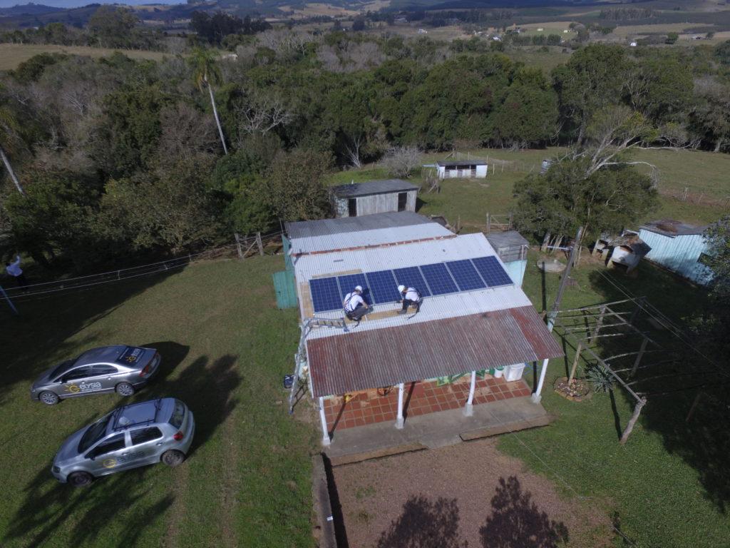 Energia solar na zona rural - Elysia energia solar Porto Alegre Rio Grande do Sul