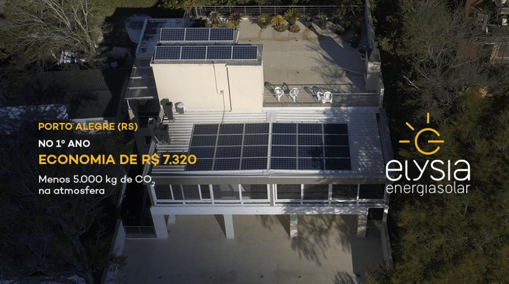 porto alegre energia solar - Elysia energia solar Rio Grande do Sul