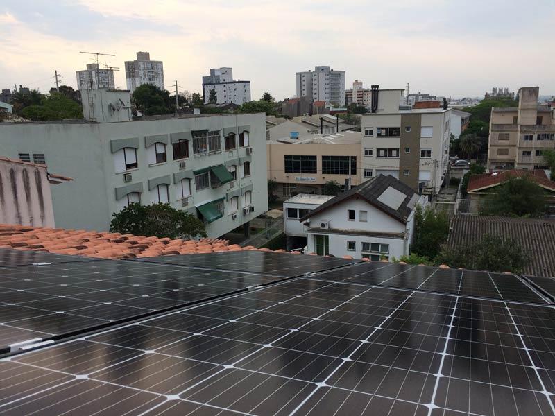Geração energia solar Porto Alegre - Elysia Energia Solar Rio Grande do Sul