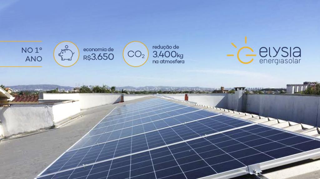 Sustentabilidade em Canoas - Elysia energia fotovoltaica Porto Alegre Rio Grande do Sul