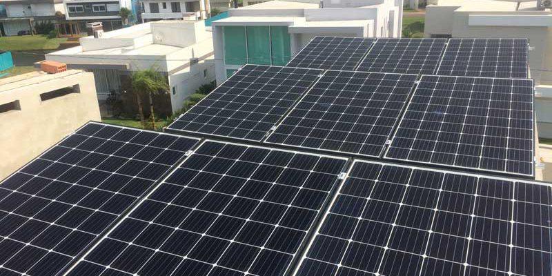 Energia solar em condomínio de Xangri-lá - Elysia energia solar Porto Alegre Rio Grande do Sul
