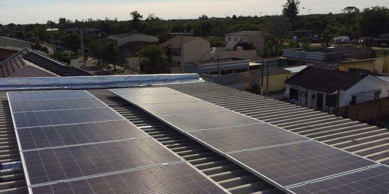 Sistema energia solar Canoas - Elysia energia fotovoltaica porto alegre Rio Grande do Sul