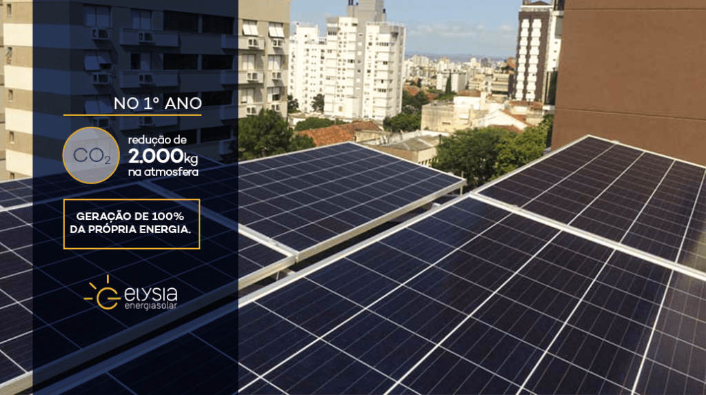 Energia renovável em Porto Alegre - Elysia energia solar Porto Alegre Rio Grande do Sul