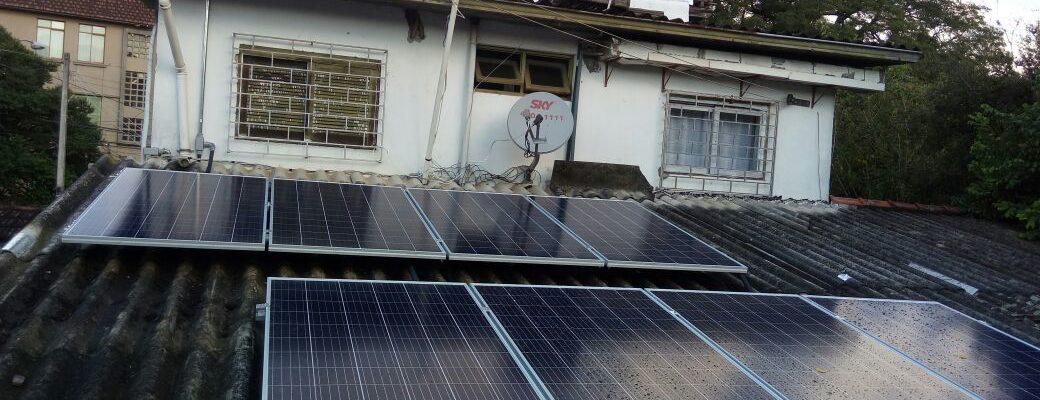 Energia solar fotovoltaica na zona norte de Porto Alegre - Elysia energia solar Rio Grande do Sul