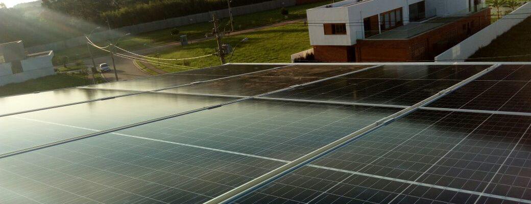 Energia solar fotovoltaica na zona sul de Porto Alegre - Elysia sistema fotovoltaico Rio Grande do Sul
