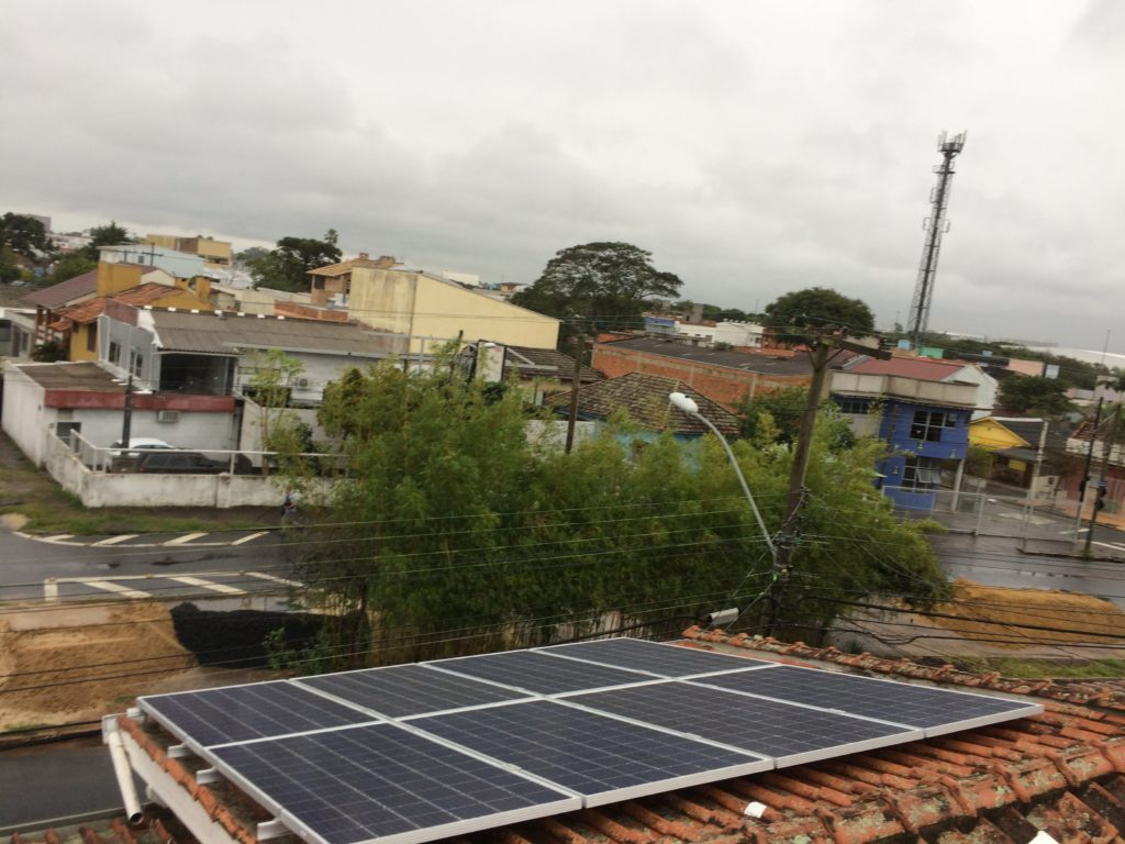 Energia fotovoltaica na zona norte de Porto Alegre - Elysia energia solar Rio Grande do Sul