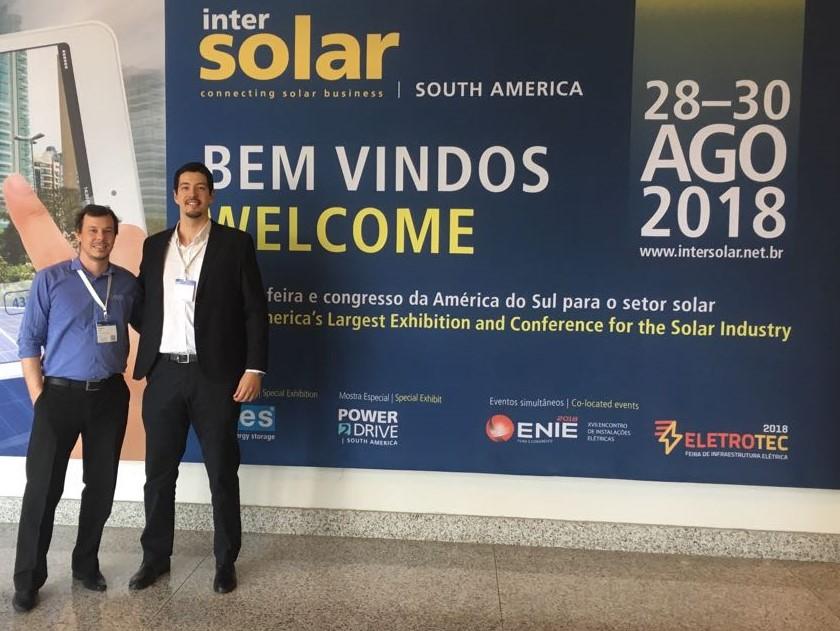 Intersolar - Elysia energia solar Porto Alegre Rio Grande do Sul
