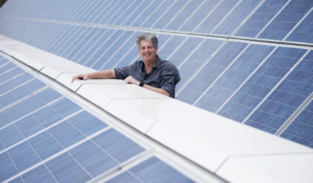 A energia solar ainda pode salvar o mundo