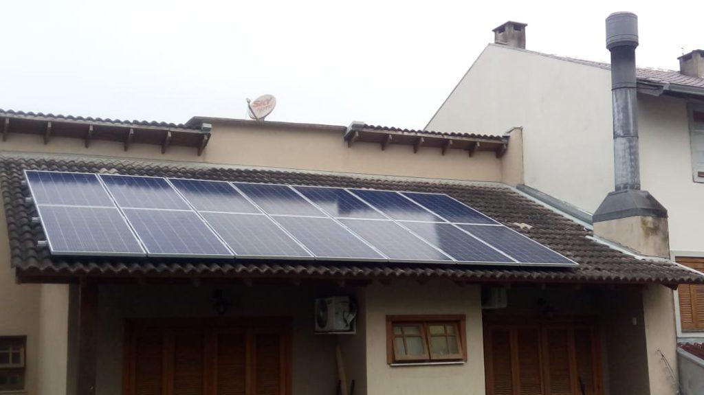 Instalação de sistema fotovoltaico em Porto Alegre - Elysia energia solar Rio Grande do Sul