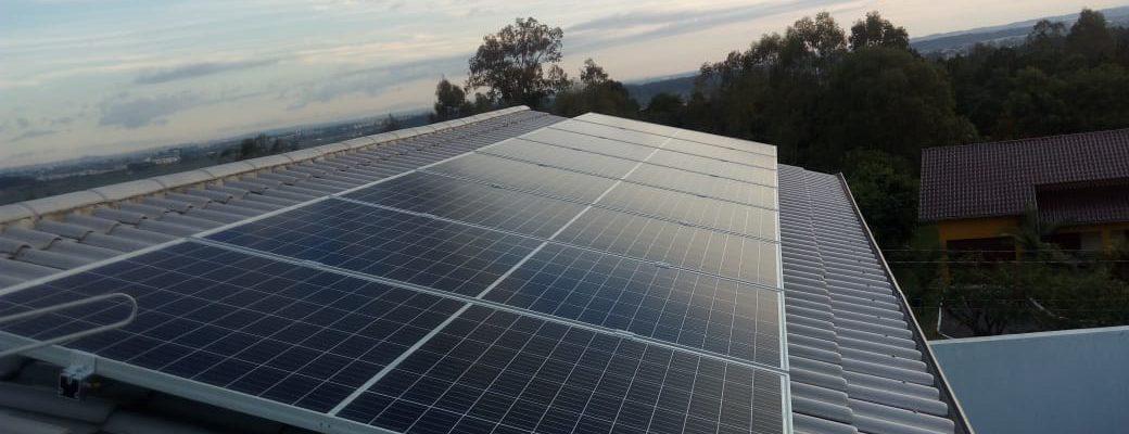 Instalação de energia solar em Sapucaia do Sul - Elysia painel solar Rio Grande do Sul