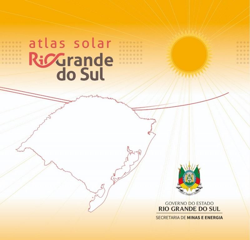 Atlas Solar do Rio Grande do Sul