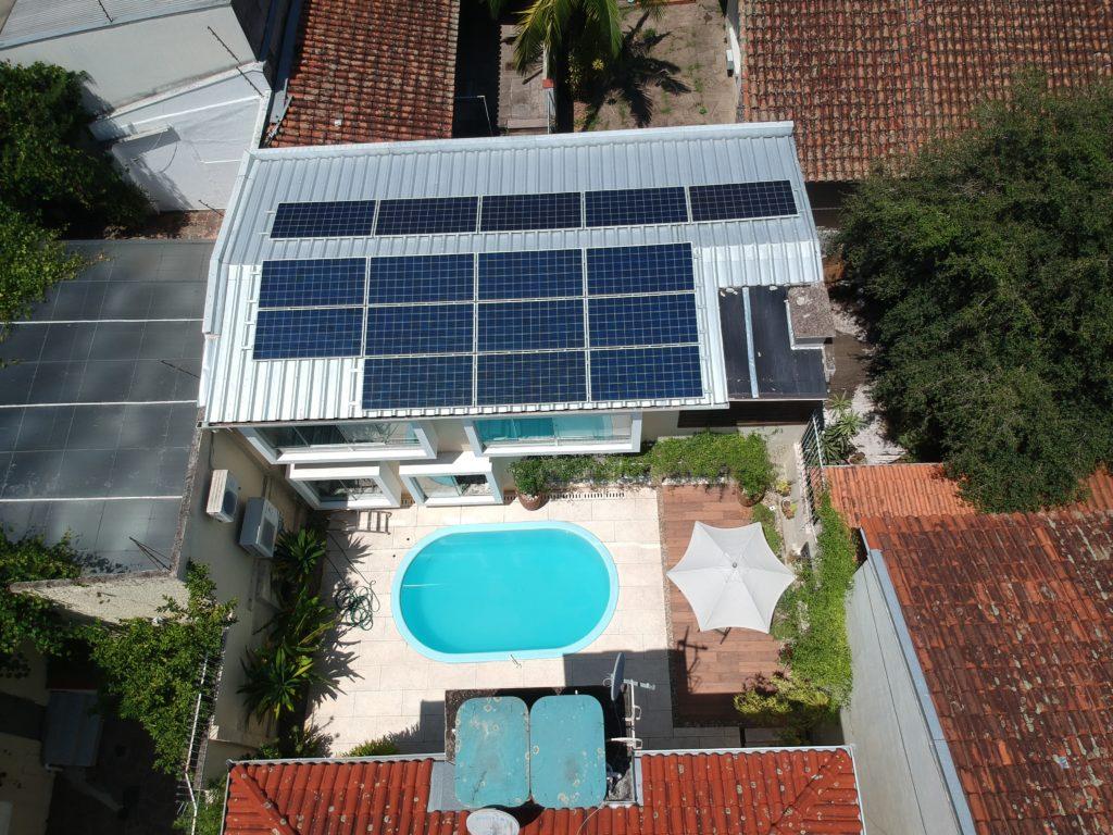 Instalações de energia solar fotovoltaica em Porto Alegre - Elysia Rio Grande do Sul