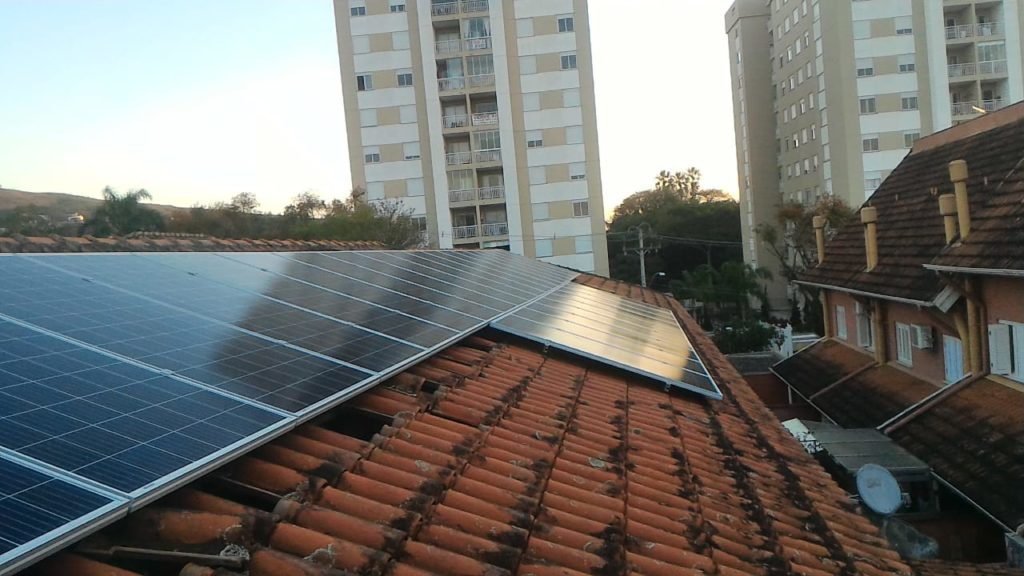 Energia fotovoltaica zona sul de POA