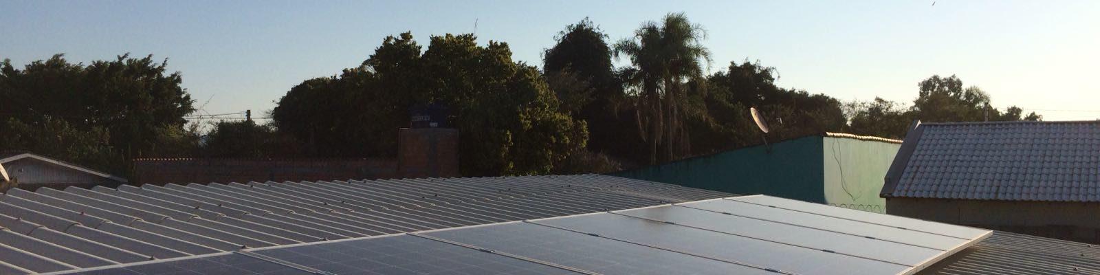 Sistema fotovoltaico em Guaíba - Elysia Energia Solar Rio Grande do Sul