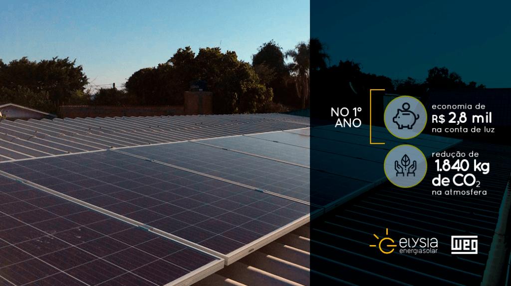 energia solar na Grande Porto Alegre