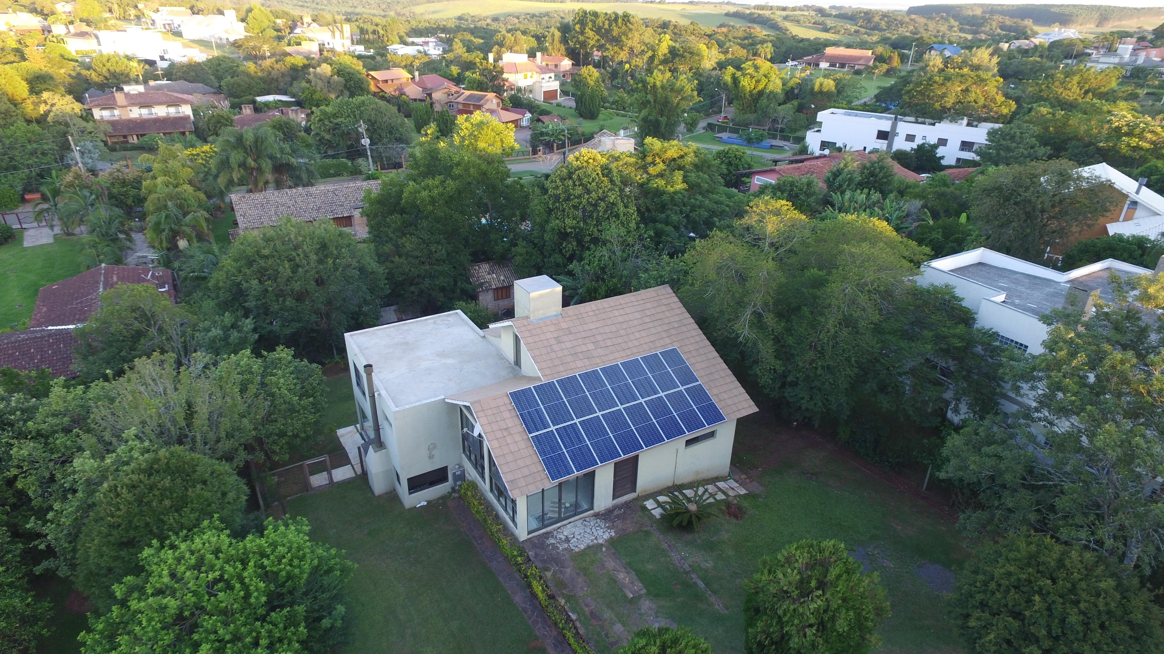 Energia solar na Grande Porto Alegre - Elysia energia fotovoltaica Rio Grande do Sul