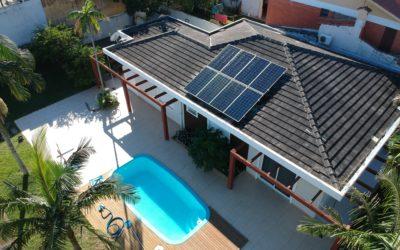 Geração de energia solar em Capão da Canoa