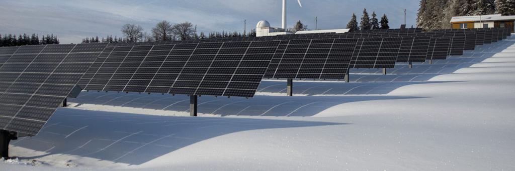Energia solar no inverno - Elysia sistema fotovoltaico Porto Algre