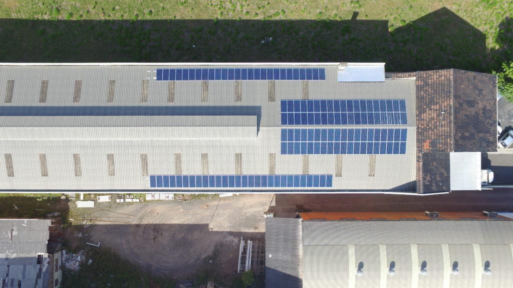 Tipos instalação de energia solar - Elysia sistema fotovoltaico industrial