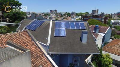 Solução completa de energia solar em Porto Alegre