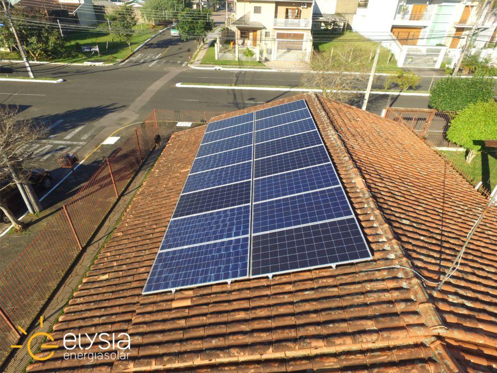 Projeto de energia solar em Canoas - Elysia sistema fotovoltaico RS