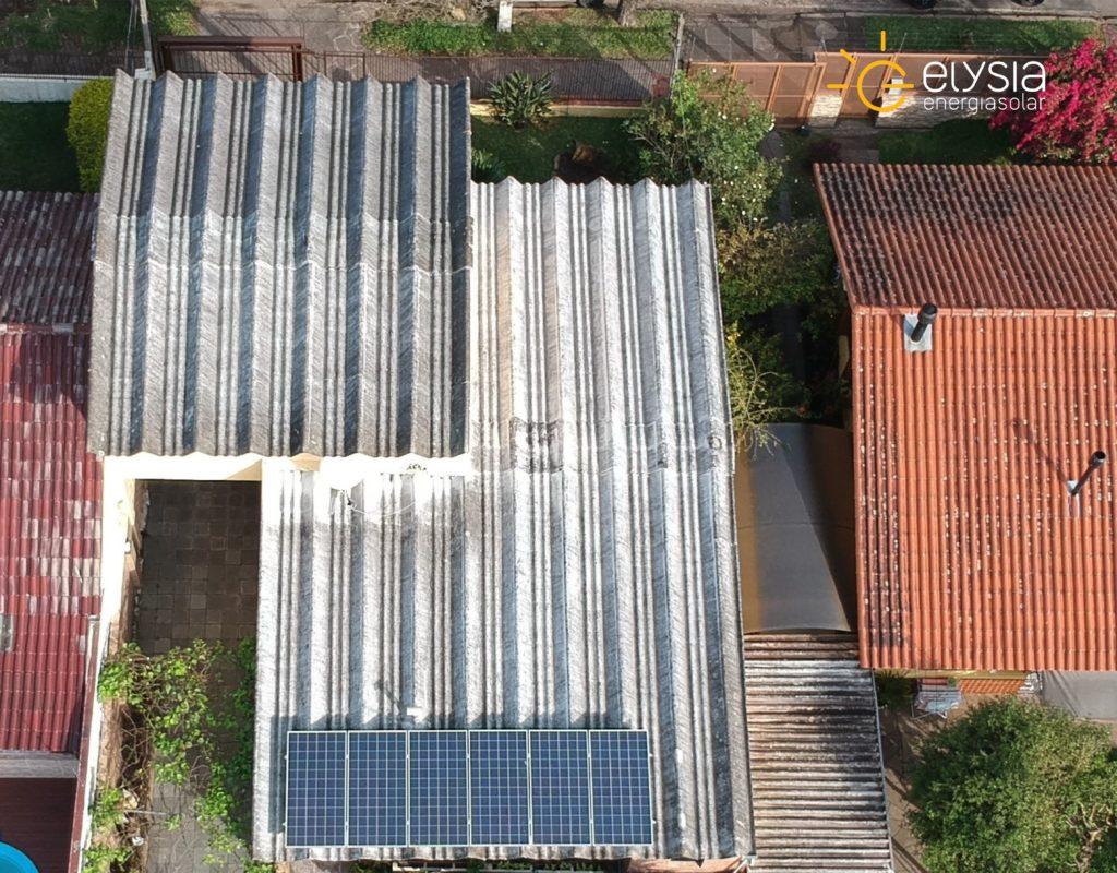 Energia fotovoltaica residencial em Porto Alegre