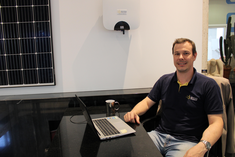 Augusto Rech - Elysia Energia Solar