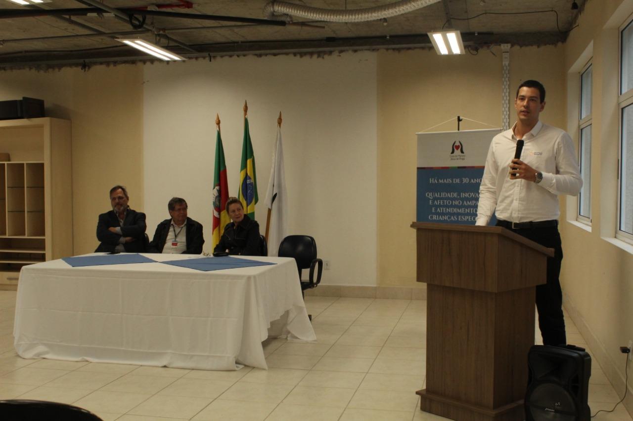 Casa do Menino Jesus de Praga - Elysia energia solar Porto Alegre