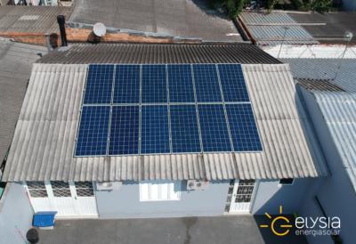 Instalação de energia fotovoltaica em Canoas - Elysia energia solar RS