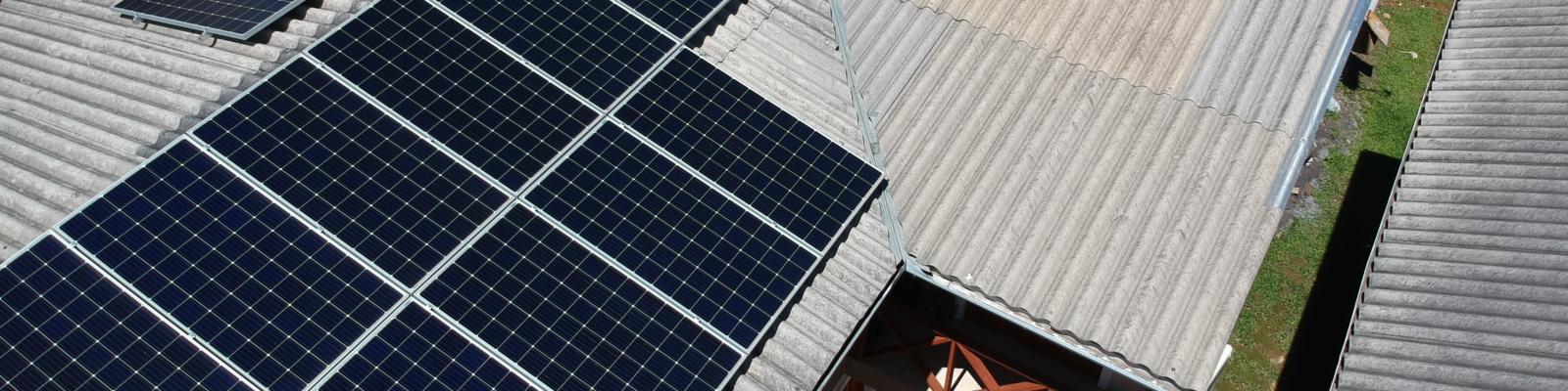 Instalação de energia solar em Gramado