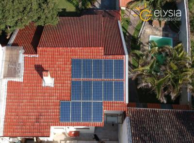 Porto Alegre sistema de energia fotovoltaica - Elysia energia solar RS