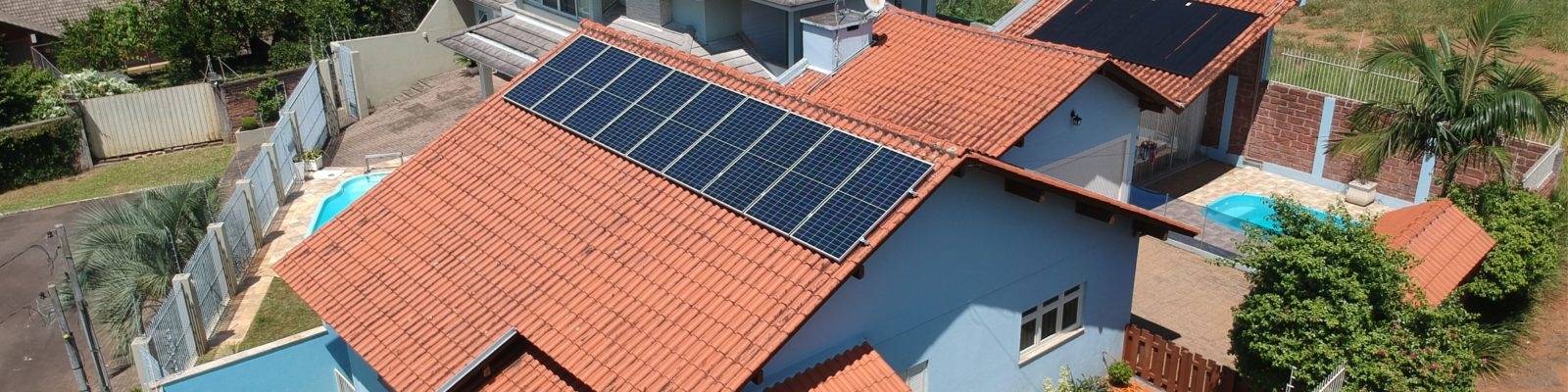 Sistema fotovoltaico residencial no RS - Elysia energia solar Vale dos Sinos